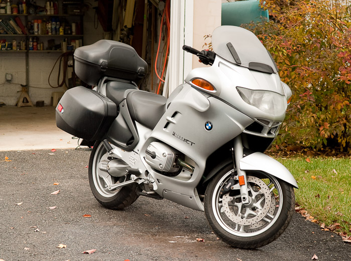 Bmw 2004 R1150rt Motorcycle