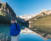 Banff, Lake Louise and Moraine Lake