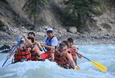 Jasper Hikes and Rafting